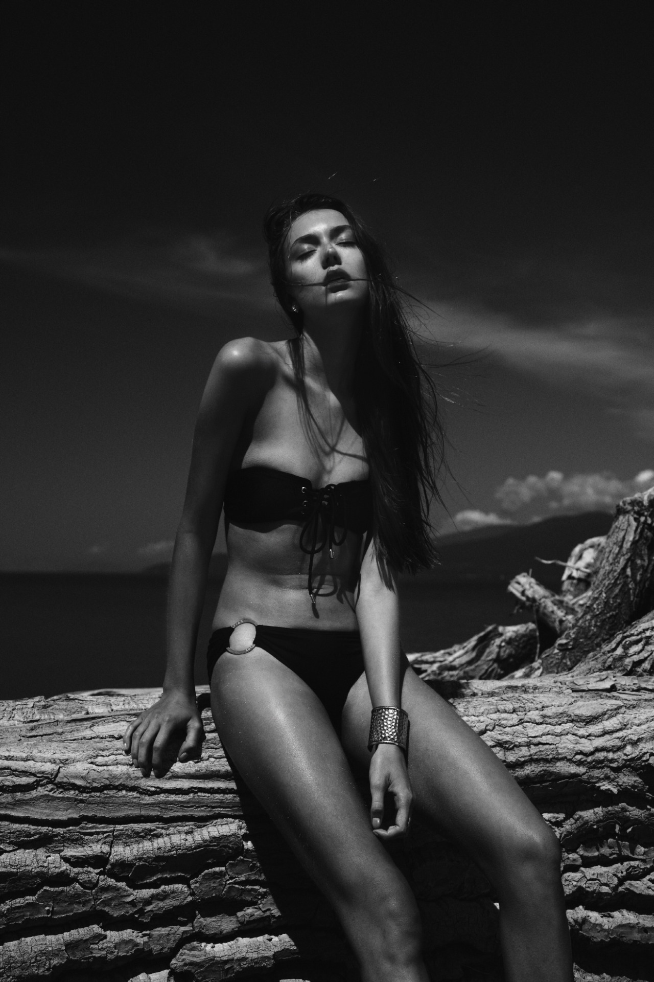 """""""Bring Forth the Sun""""   with Chloe from Wilhelmina Models New York Snapped by Benjamin Kwan"""