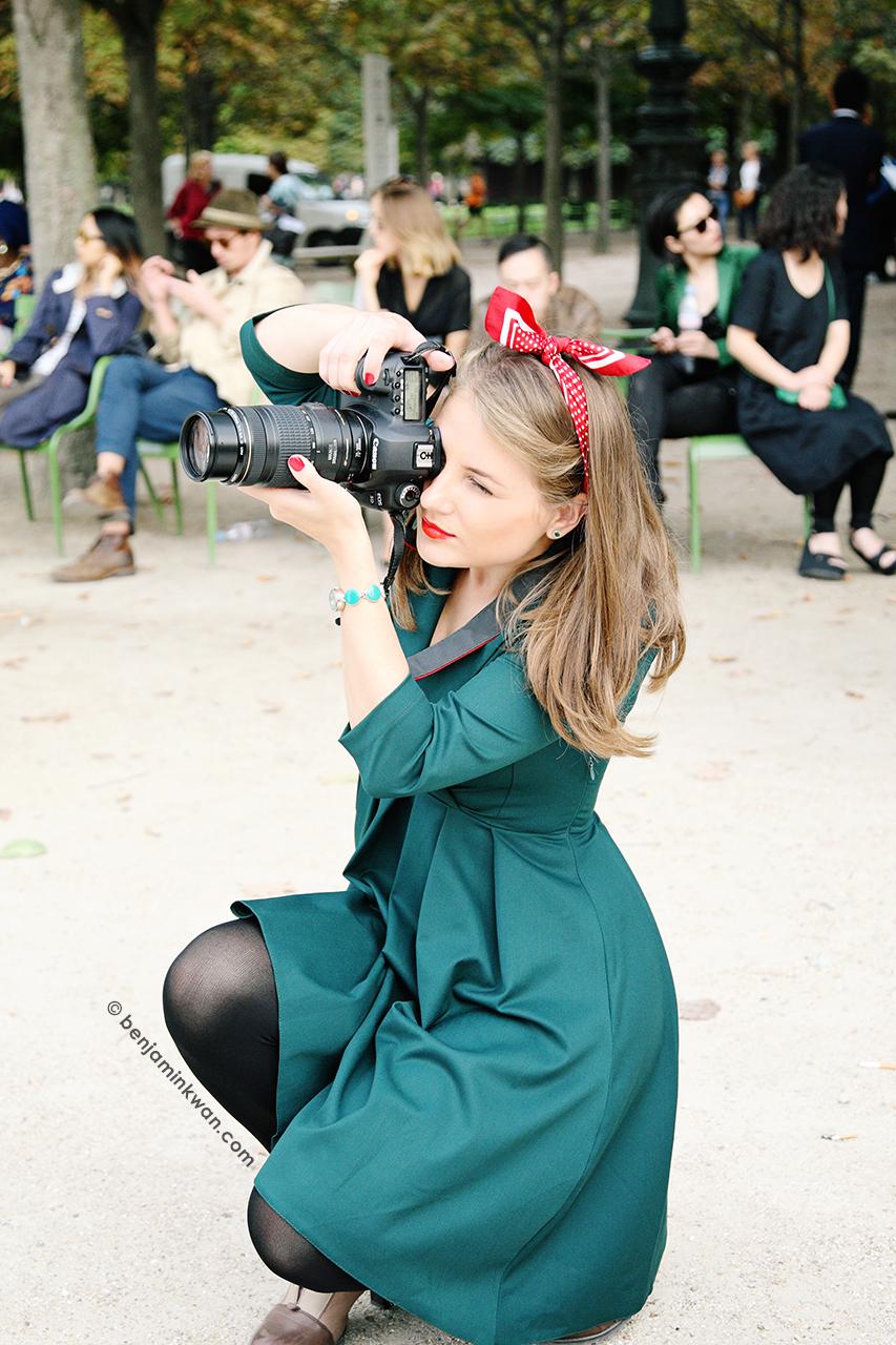 Nina Ricci SS 2014 Paris Snapped by Benjamin Kwan     Paris Fashion Week