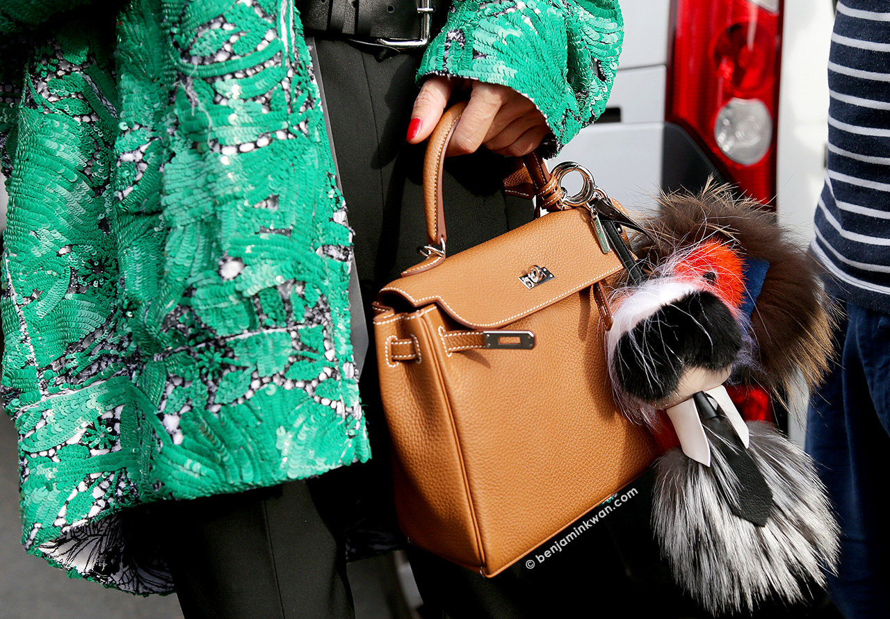 Chloe SS 2015 Paris Snapped by Benjamin Kwan     Paris Fashion Week