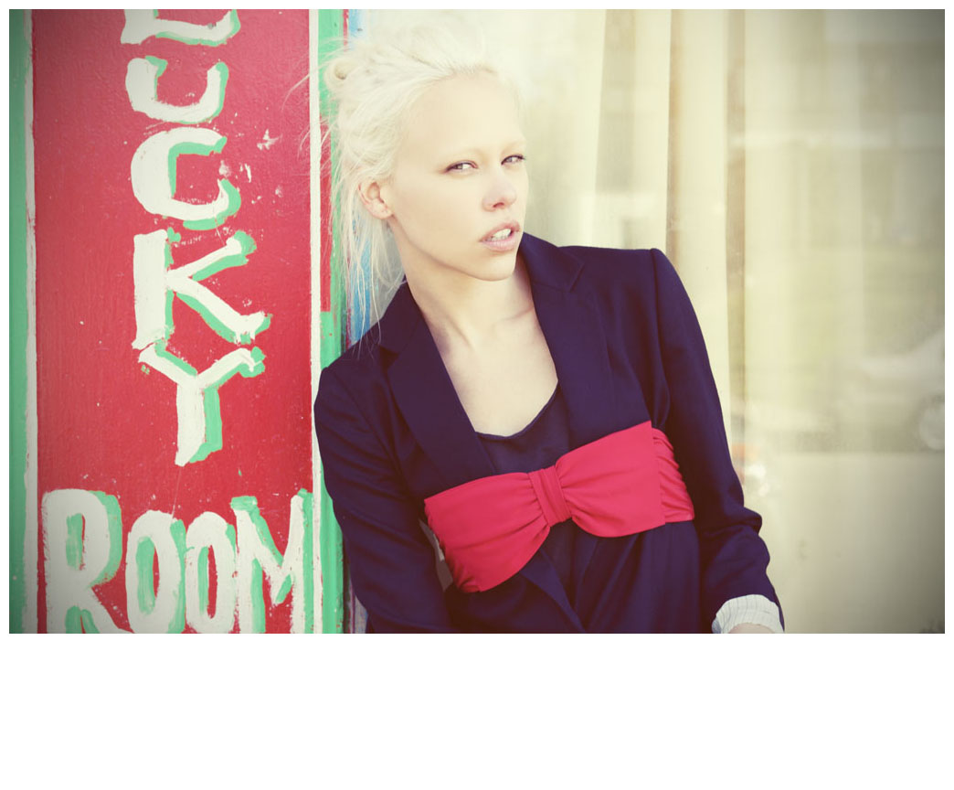 """Lucky Room"" Snapped by Benjamin Kwan with Britt Schafer"
