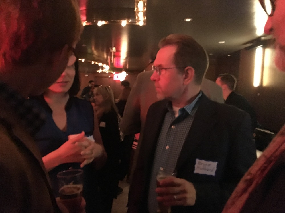 NYC CBT Networking Event 4/18/16