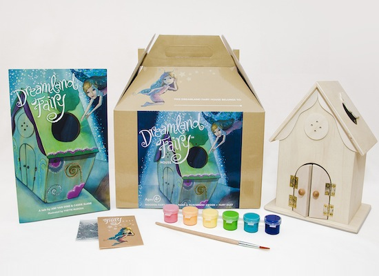 Dreamland Fairy House