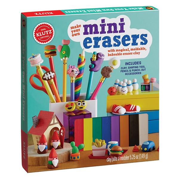 Klutz Mini Erasers