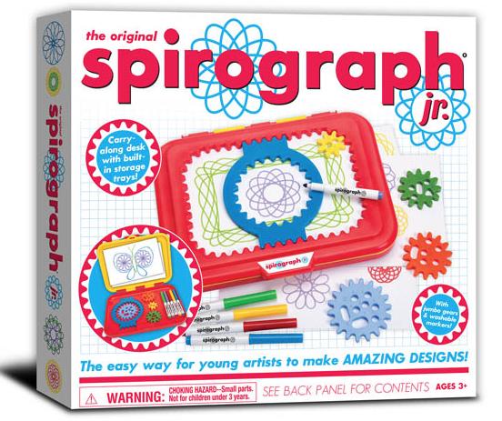 Spirograph Junior