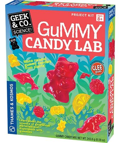 Gummy Candy Lab