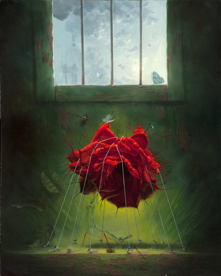 Alexei Antonov - Page 3 2_Rose-Assassin