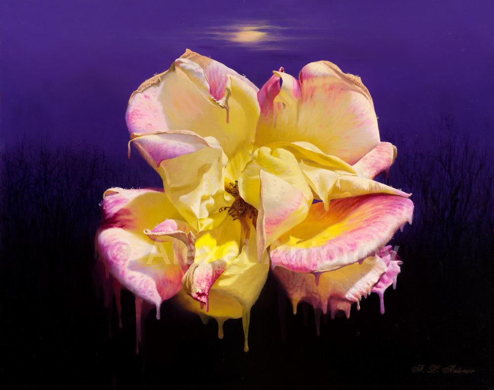 Melted Flower