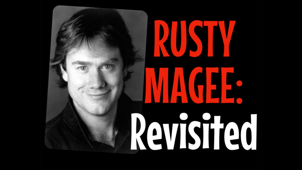 Feinstein's/54 Below - Rusty Magee: Revisited