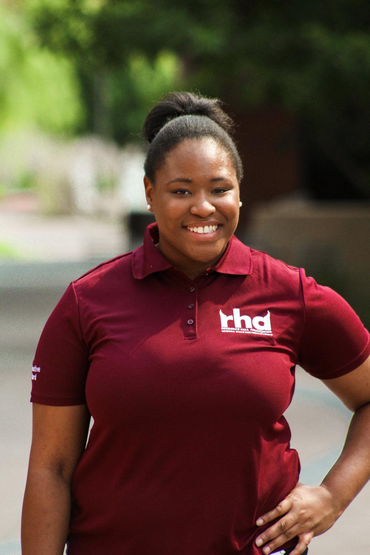Tori Williams  |  Director of Campus Advocacy