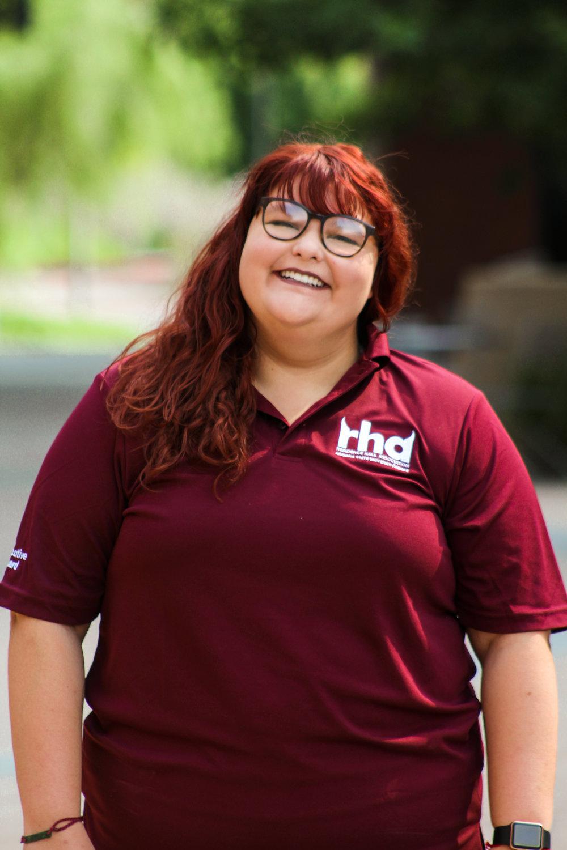 Ella Featherstone  |  NRHH Chancellor