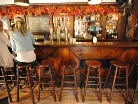 Healthy picks at philly bars