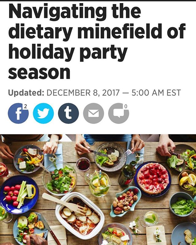 Newest Philly.com article is posted just in time for your holiday parties this weekend! Cheers! @phillydotcom #rdapproved #phillydietitian