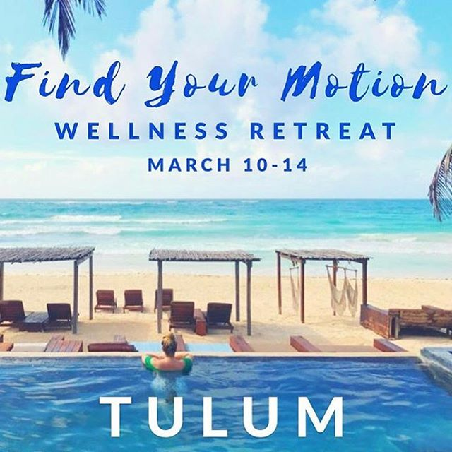 BURR! Does this snowy day make you want to book a vacay somewhere warm? Join me on a wellness retreat in Tulum with @motionmelissa! Melissa, is a Philly based certified yoga and barre trainer who is passionate about fitness & wellness. I am so excited to participate in 4 days of fitness, fresh food, fun and spa treatments! Visit motionmelissa.com/Tulum for more info! Book with a friend by 1/11 to save $100.00 each! #rdapproved #phillydietitian #yogainspiration #tulum #mexicogetaway