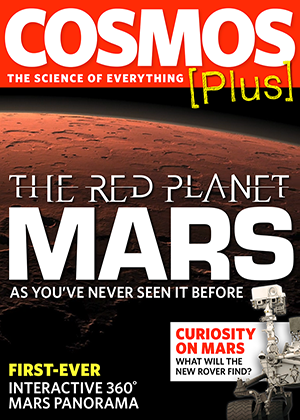 Cosmos Magazine - Red Planet Mars