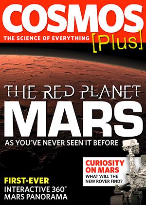 Cosmos Magazine App - Mars issue
