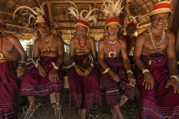 Larantuka Village Elders