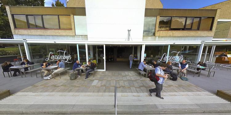 Lazenbey's Coffee Shop