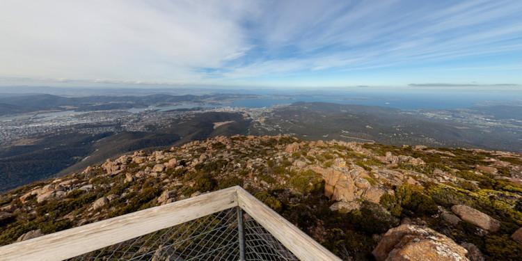 Mount Wellington Lookout