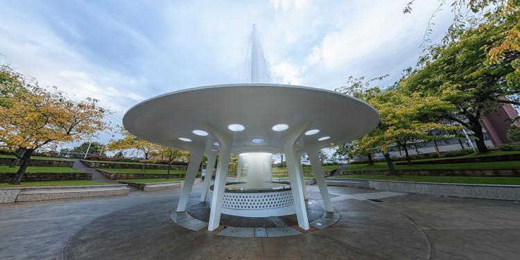 Railway Fountain
