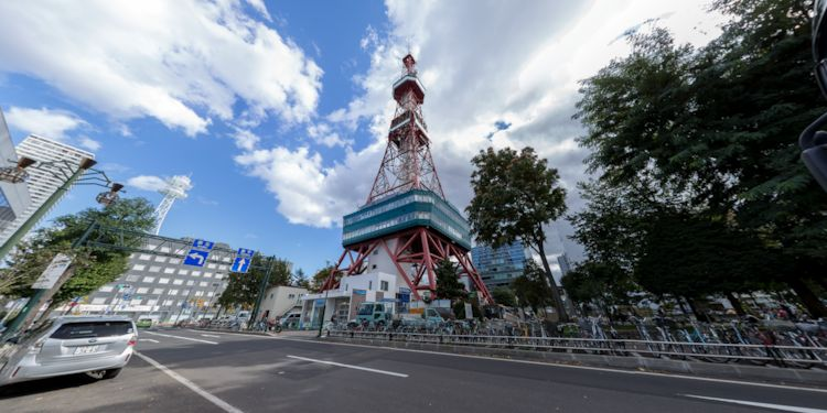 Otaru Excursion - Sapporo City Radio Tower