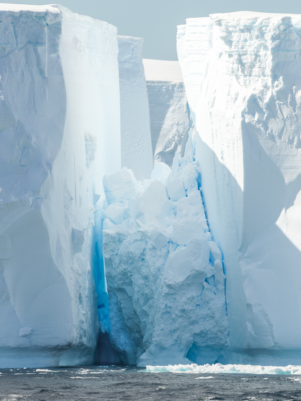 Tabular Iceberg - Weddell Sea - Tony Redhead