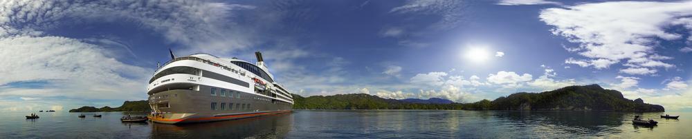 L'Austral Triton Bay, Papua