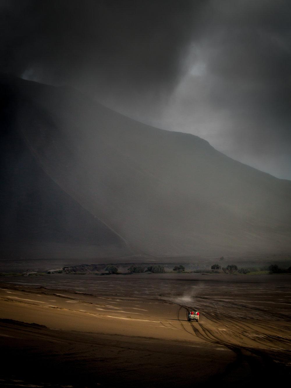 Tana Mt Yasur Ash Plain