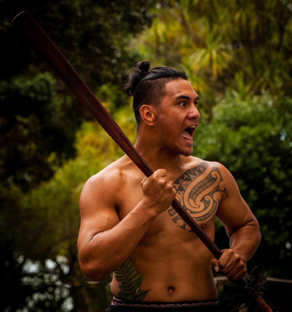 Waitangi Maori Welcome
