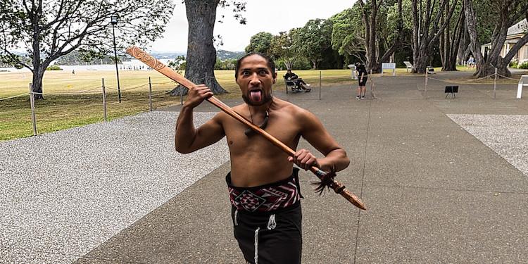 New: Waitangi - Maori Greeting