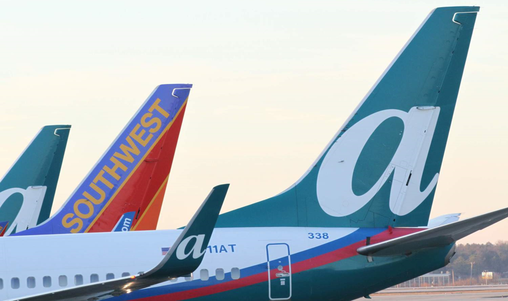 The Air Tran brand will disappear later this year. Photo:  Stephen M. Keller,  Southwest Airlines.
