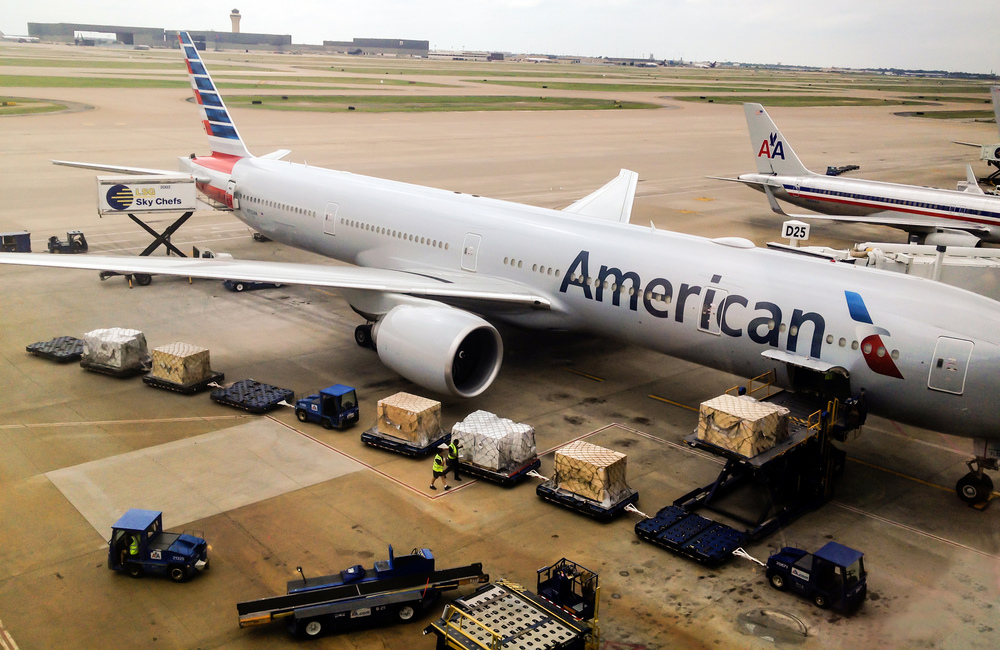 Cargo is big business for American Airlines and US Airways. Photo: Daniel Foster/Flickr, via Creative Commons.