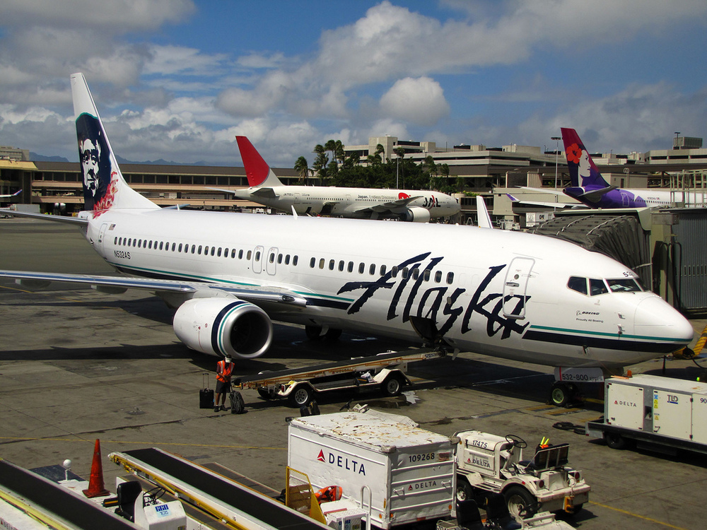 Alaska is adding capacity to Hawaii. But can it possibly make money? Photo: redlegsfan21/Flickr, via Creative Commons.