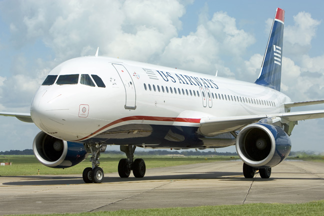 US Airways will move from LAX Terminal 3 to Terminal 6 next month. Photo: US Airways.