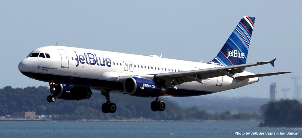 JetBlue added a new route this week -- San Francisco to Las Vegas.  But why?