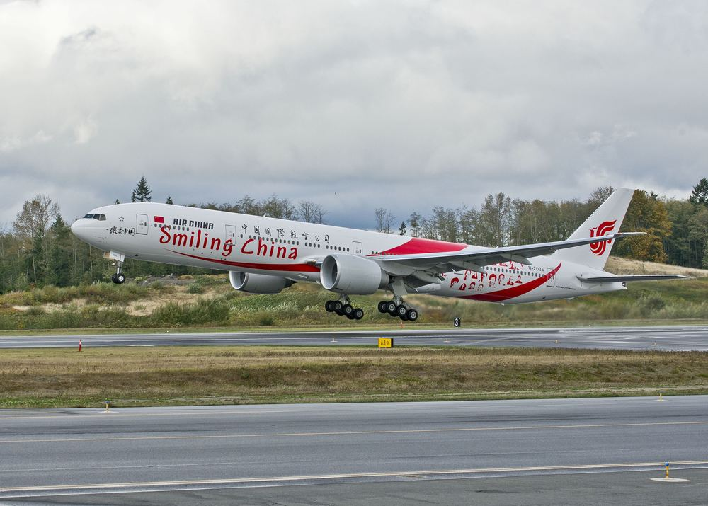 Air China may soon fly from Beijing to Havana, with a stop in Montreal. Photo: Boeing.