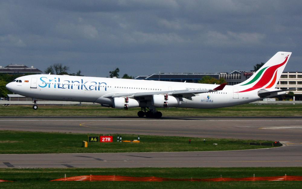 Harvard Business School Professor Ben Edelman is now directing his ire toward Sri Lankan Airlines. Photo: Andy Mitchell, via Flickr.
