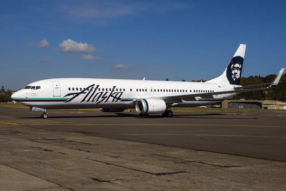 Alaska Airlines takes its frequent flier program seriously. Photo: Boeing.