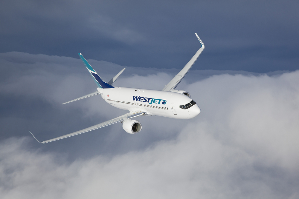 WestJet won't decrease fares because fuel is cheap. Photo: WestJet Airlines.