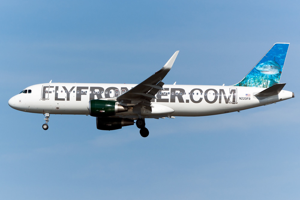 Frontier is making its frequent flier miles more difficult to use. Photo: Frontier Airlines