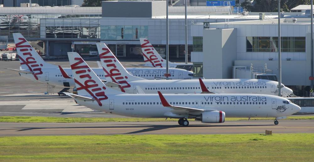Virgin Australia cut fuel surcharges on flights to the U.S. Should other ailrines do the same? Photo: Virgin Australia.