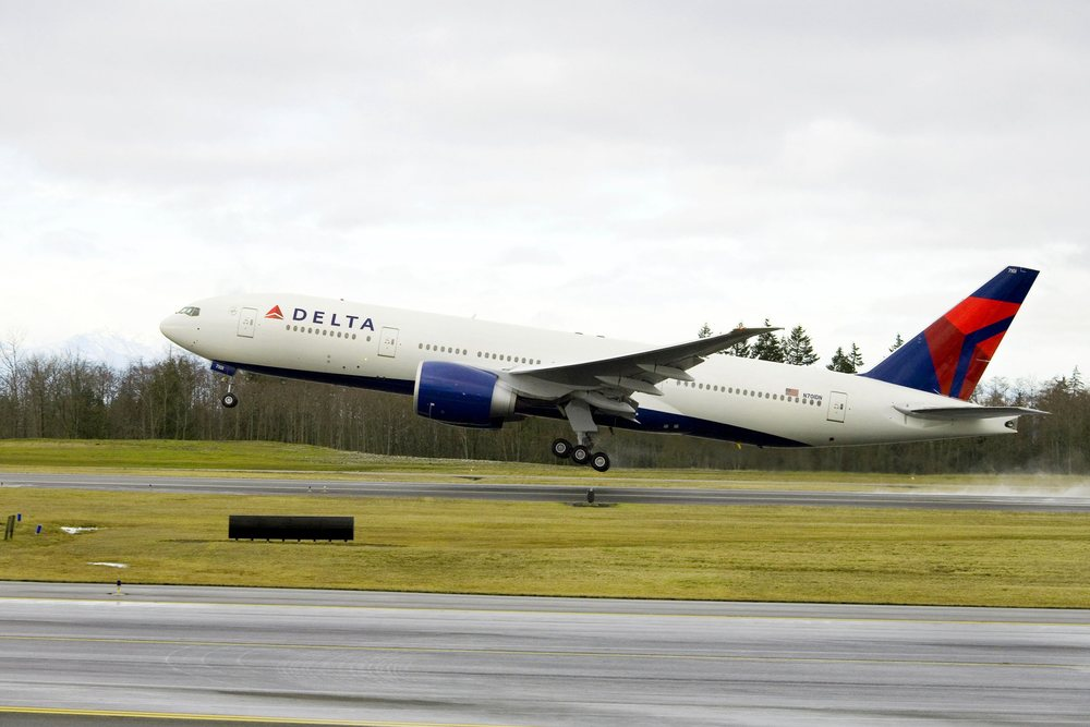 Did Delta Air Lines misrepresent a surcharge as a tax? Photo: Delta Air Lines.