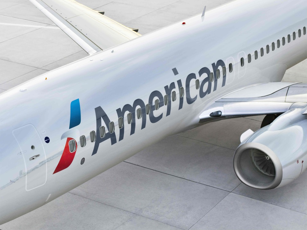 By December 2018, all American Airlines planes will have this paint scheme. Photo: American.