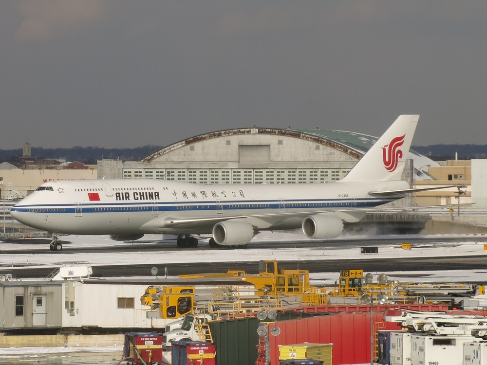 It's time for Air China trivia! Photo: Boeing.