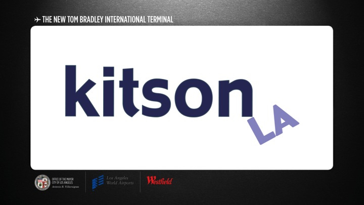 Kitson is upset with the way its LAX store is being managed. Photo: Westfield.