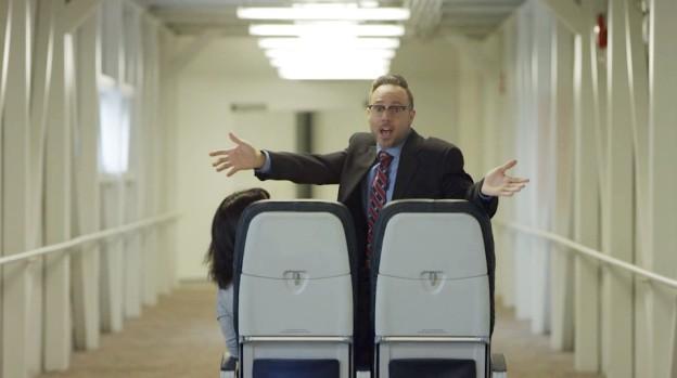 WestJet has a new seat concept called SmartSeats. Photo: WestJet Airlines.