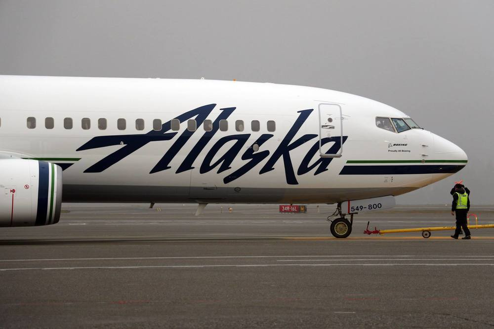 Alaska Airlines made $149 million in the first quarter. Photo: Alaska Airlines.