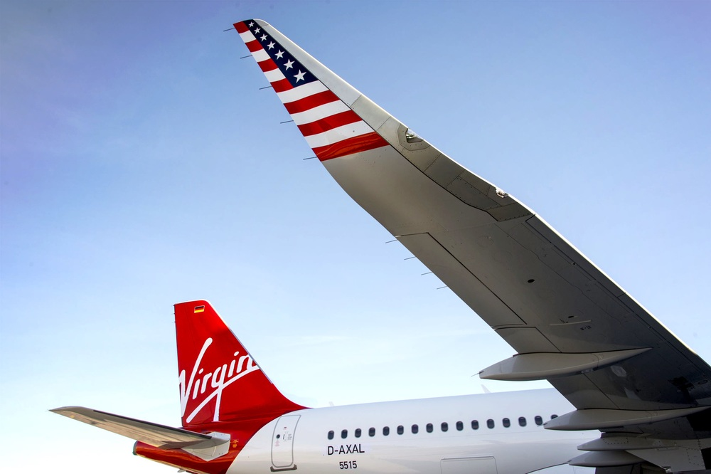 Will Virgin America soon upgrade its internet? Photo: Virgin America.