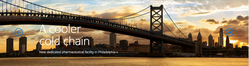 American has a new cold cargo center in Philadelphia. Photo: American Airlines.