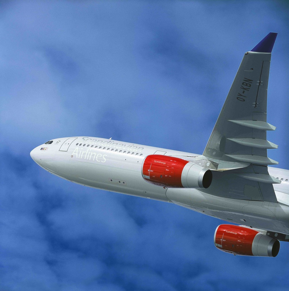SAS will soon fly between Los Angeles and Stockholm. Photo: SAS.