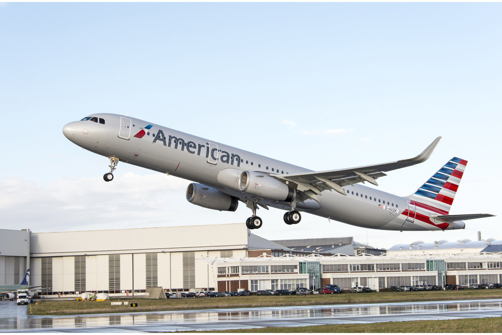 American Airlines flew the wrong A321 to Honolulu recently. Photo: American Airlines